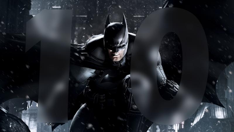 Batman Arkham Origins: 10 choses que vous devez savoir!
