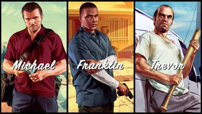 GTA 5: comment améliorer les compétences de Michael, Franklin et Trevor ?