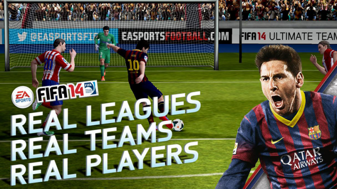 FIFA 14 iPhone, iPad & Android: le guide – Les contrôles