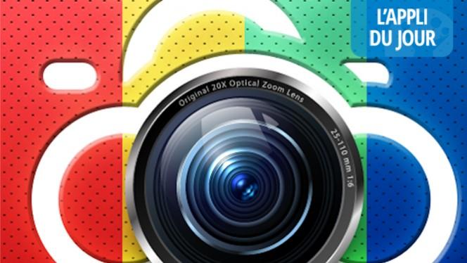 L'appli du jour: InstaWeather pour ajouter la météo à vos photos (iPhone et Android)