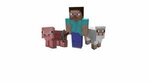 Après les versions PC et mobile, Minecraft arrive sur PS3 et bientôt sur PS4