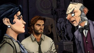 The Wolf Among Us retardée sur Mac
