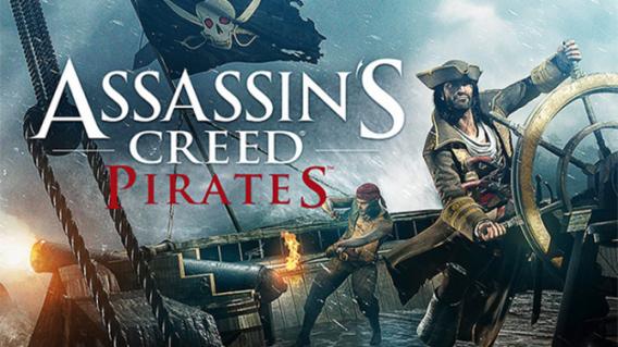 Assassin's Creed Pirates arrive sur Android et iPhone [Vidéo trailer]