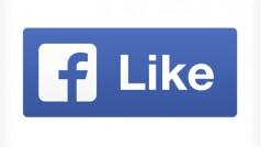 """Facebook revoit le design de son bouton """"J'aime"""" (Like)"""
