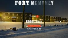 Fort McMoney: le jeu-documentaire gratuit d'Arte où vous décidez de la suite