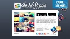 L'appli du jour: comment publier les photos d'autres utilisateurs sur Instagram avec InstaRepost [iPhone, Android]