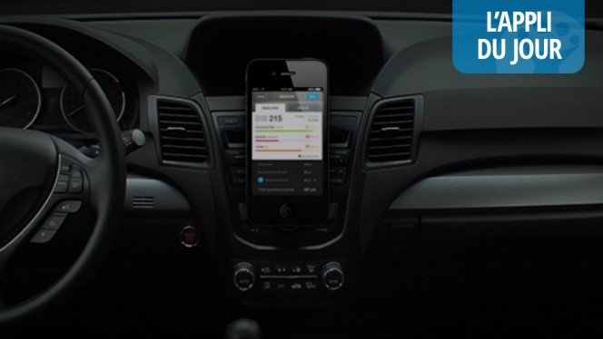 Appli du jour : conduire mieux avec Axa drive [Android, iOS]
