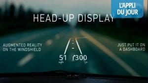 Appli du jour : bénéficiez de la réalité augmentée au volant avec Hudway [iPhone]