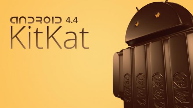 Android KitKat 4.4 utilisé par 1.1% des utilisateurs Android