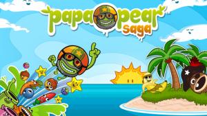 Papa Pear Saga: le nouveau jeu Android et iPhone des créateurs de Candy Crush Saga