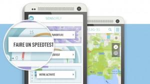 Mesurer la vitesse de la 4G de Free avec Sensorly
