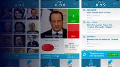 Appli du jour : la politique tient-elle son réseau social avec GOV ? [Android, iOS]