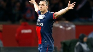 PSG: Zlatan Ibrahimovic lance son appli Android et iPhone/iPad