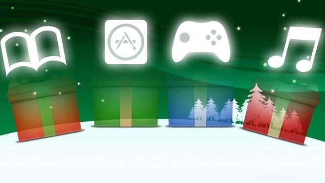 Cadeaux de Noël: 10 idées pour offrir des applications et des jeux avec des chèques-cadeaux!