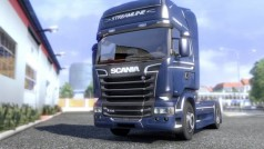 Euro Truck Simulator 2: Scania Streamline dans la version bêta du nouveau patch
