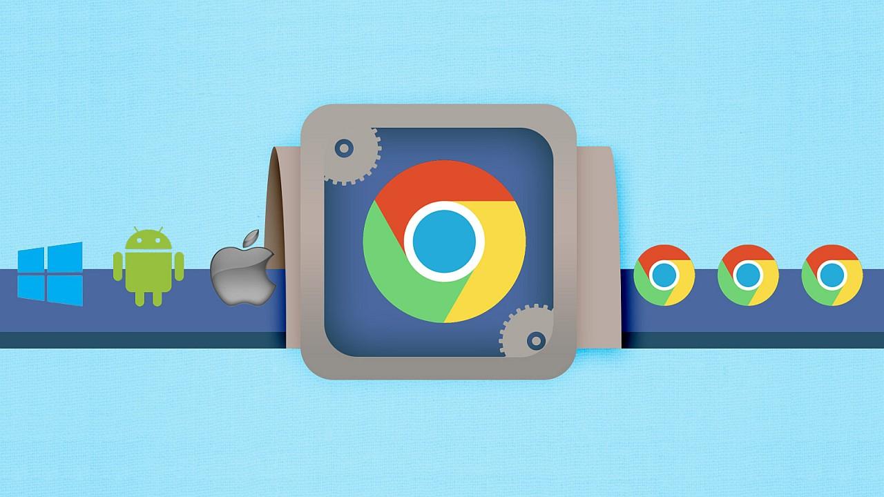 Apps Chrome pour Android et iOS : c'est parti pour la grande invasion Google !
