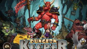 Dungeon Keeper disponible gratuitement sur iPhone/iPad et Android