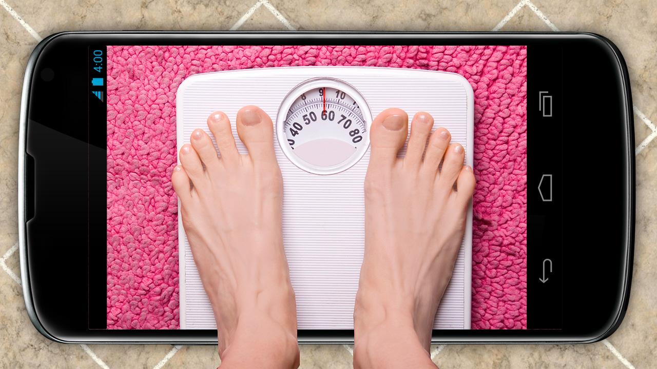 Ma bonne résolution: comment j'ai maigri grâce à une application