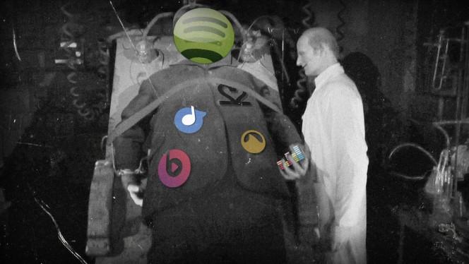 Oubliez Spotify, Deezer et Beats Music! J'ai imaginé l'appli de streaming audio ultime...