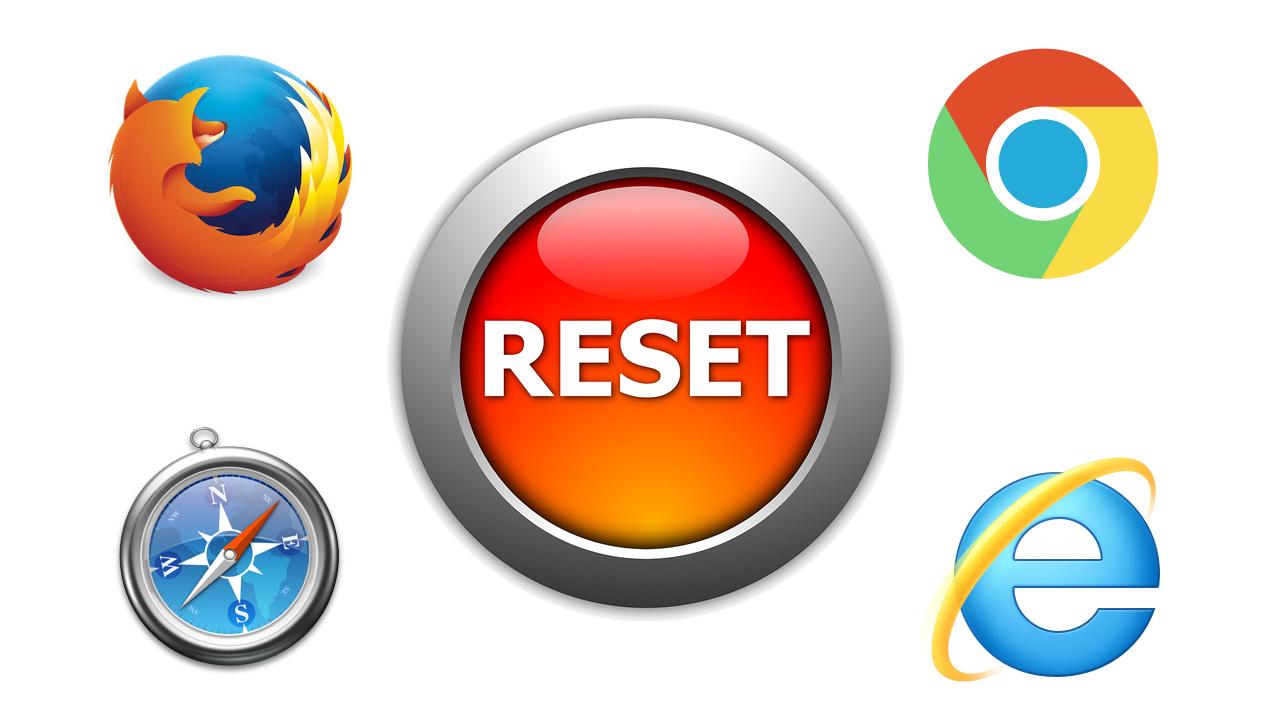 Votre navigateur internet est lent (Chrome, Firefox, IE) ? Réinitialisez-le sans perdre de données importantes