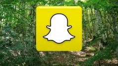 Snapchat lance les filtres géolocalisés