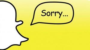 SnapChat s'excuse et corrige ses soucis de sécurité