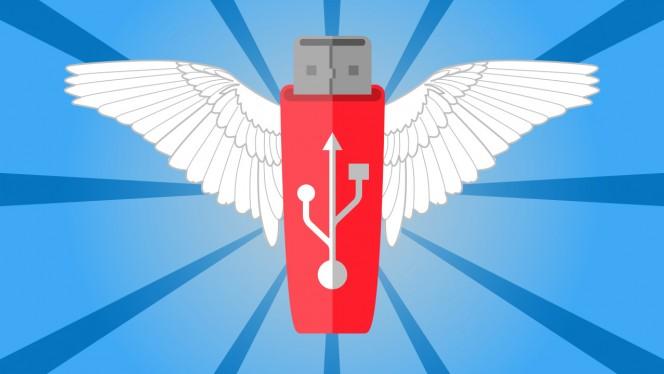 15 idées pour ressusciter les clés USB qui vous encombrent