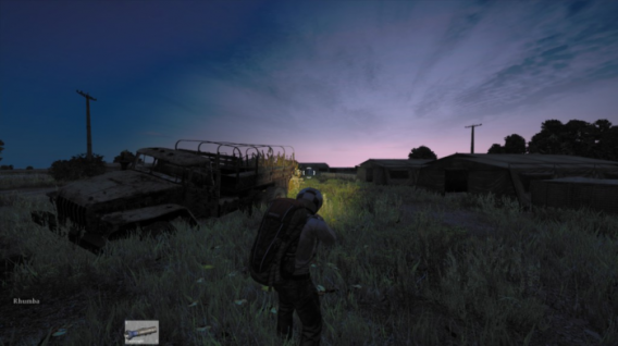 DayZ Night Light