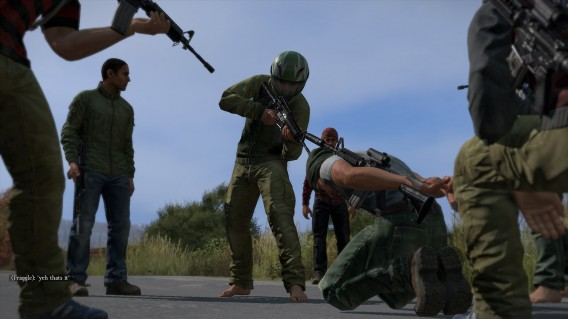 DayZ Group Prisoner