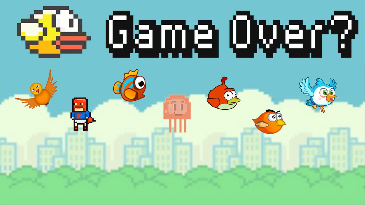Les meilleures alternatives à Flappy Bird