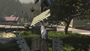 Goat Simulator: le simulateur de chèvre arrive au printemps sur Steam