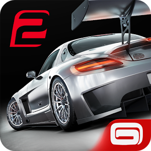Application Android GT Racing 2