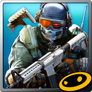 Application Android FRONTLINE COMMANDO 2