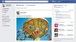 Facebook change en douceur l'interface de son fil d'actualité