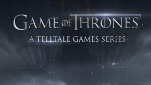 Game of Thrones: Telltale révèle que le jeu ne sera pas une préquelle