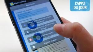 App du jour : la Poste s'essaye au courrier enrichi avec Flash Mailing [Anroid, iOS]