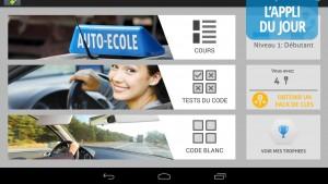 App du jour : préparez votre permis de conduire avec Code de la Route 2014 [Android, iOS]
