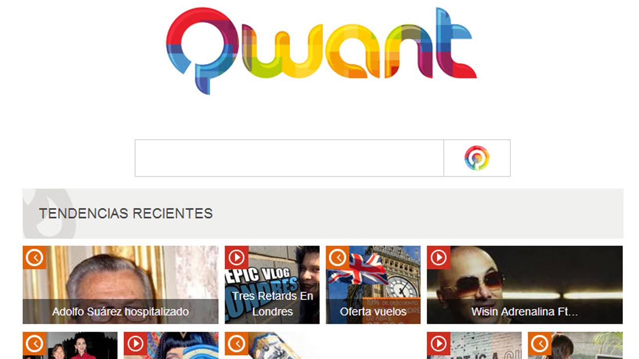 Le moteur de recherche français Qwant s'en prend à Google