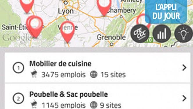 App du jour : achetez français avec le Guide made in emplois [Android, iOS]