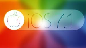 Mise à jour iOS 7.1: retouches côté interface et mode CarPlay intégré