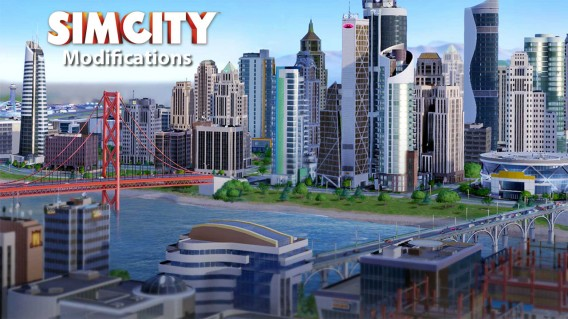 comment construire une ville de r ve avec les mods dans simcity. Black Bedroom Furniture Sets. Home Design Ideas