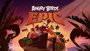 Angry Birds Epic: les oiseaux en colère se mettent au combat !