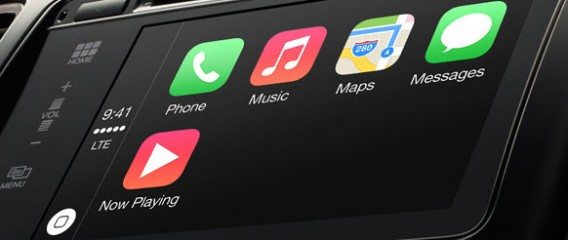 CarPlay on iOS 7.1