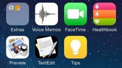 iOS 8: Avec Healthbook, l'iPhone veut devenir votre carnet de santé virtuel