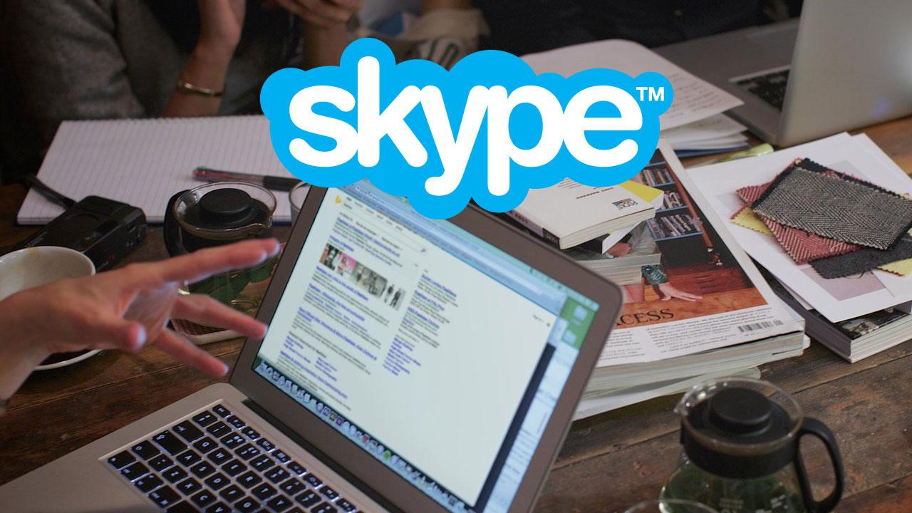 Skype règle ses problèmes de batterie sur Android