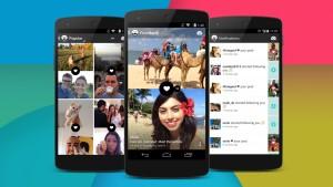 Frontback: l'appli pour faire des double selfies arrive sur Android