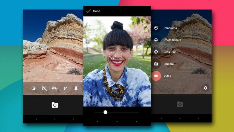 L'Appareil photo Google est disponible au téléchargement sur le Play Store