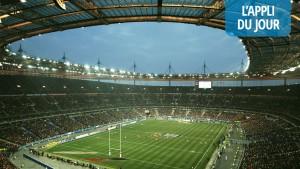 App du jour : découvrez et visitez le Stade de France avec son application (iOS)