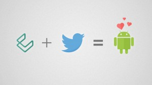 Twitter s'offre Cover, l'écran d'accueil intelligent sur Android