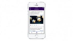 Mise à jour de Yahoo! Mail pour iOS : actualité, météo et plus encore !